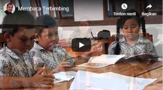 Video Membaca Terbimbing Untuk Kelas 2 SD