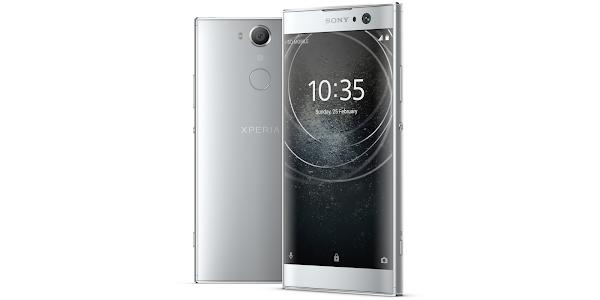 Sony Xperia XA2 (silver)