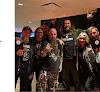 Jason Momoa leva filho a concerto dos Slayer e sobe ao palco com Philip H. Anselmo & The Illegals