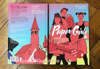 Logo Vinci gratis ''Paper Girls'' ultimo volume dell'atteso cartonato a colori