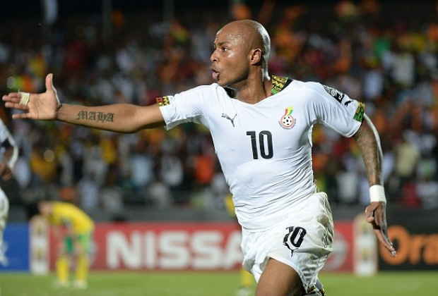 André Morgan Rami Ayew, also known as Dede Ayew in Ghana