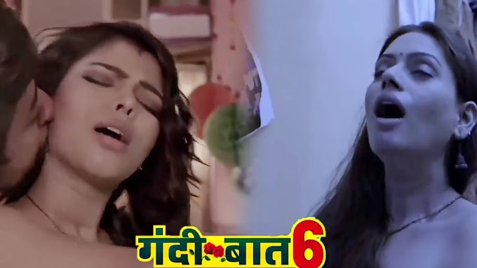 Mahima Gupta, Alisha Khan, NIdhi Mahawan sexy scene - Gandi Baat s06ep01 (2021) HD 720p