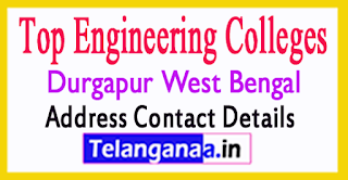 Top Engineering Colleges in Durgapur West Bengal