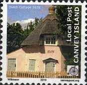 First CILP stamp issue 26 Nov 2010