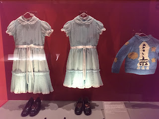 Original costumes from The Shining