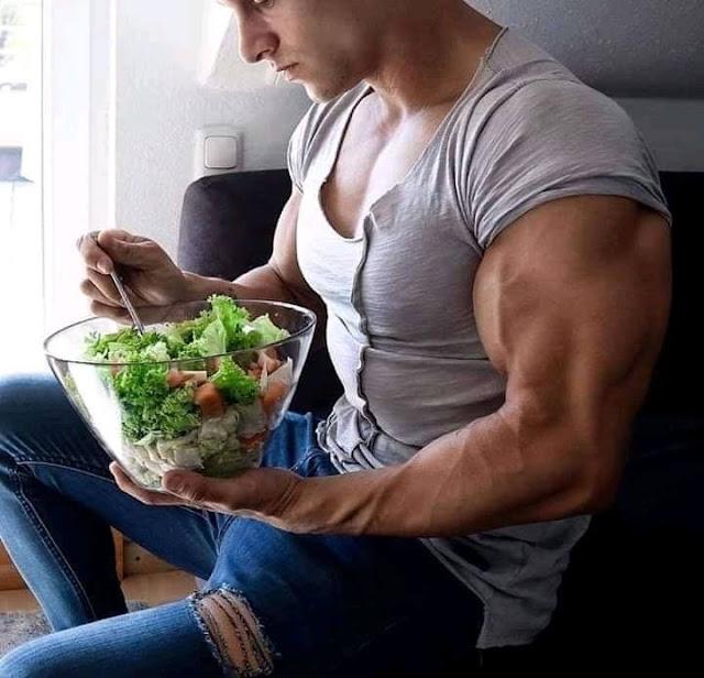أسس الأنظمة الغذائية للحصول على العضل الصافي