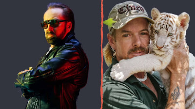 Amazon Prime Video are making Webseries on Joe Exotic aka The Tiger King Staring Nicolas cage as Joe Exotic.