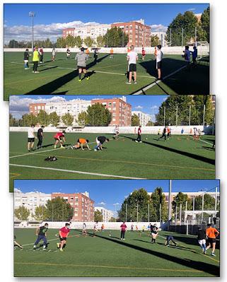 Rugby Aranjuez Quijote