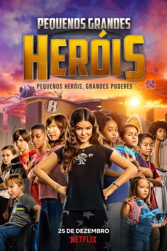 Pequenos Grandes Heróis (2020) Download