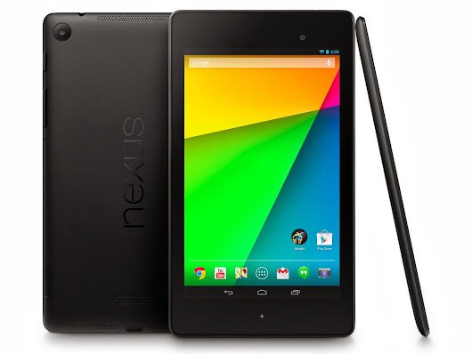 Nexus 7 World wide Giveaway