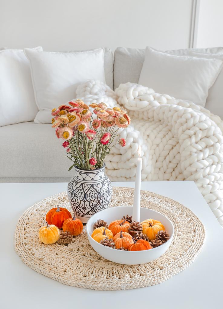 Dekoideen für den Herbst