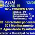ASSAÍ - BOLETIM DO COVID-19, DESTA QUARTA, 12