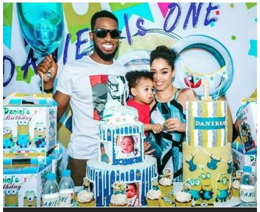 BREAKING: D'banj One Year Old Son Dies At Swimming Pool In Lagos