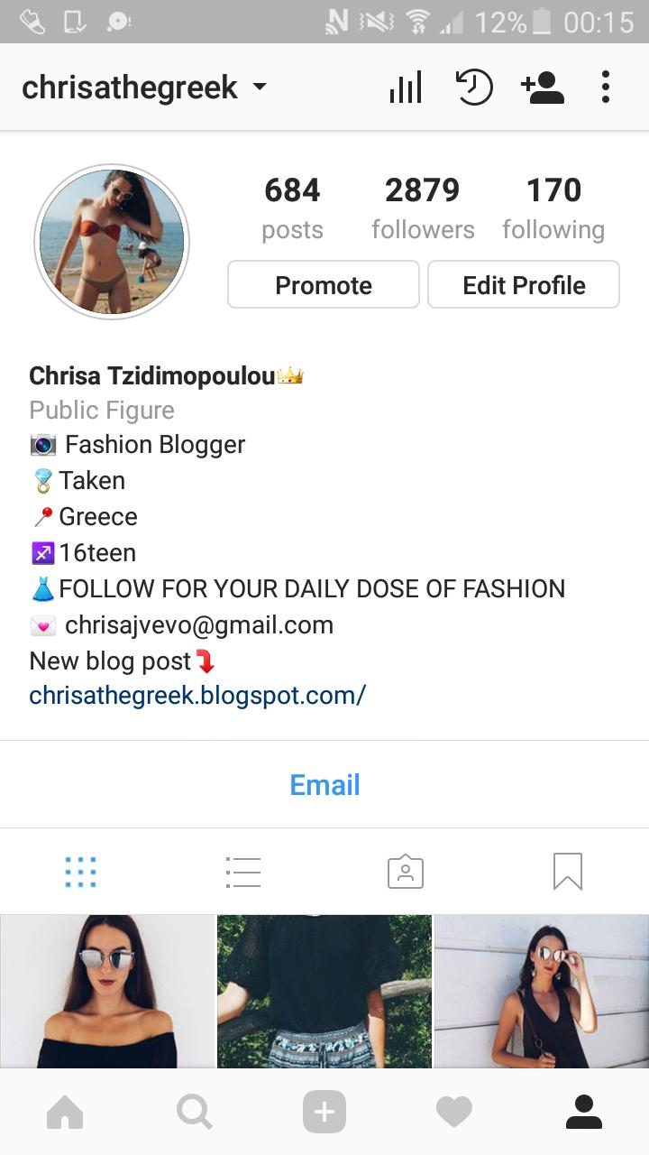 How To Write A Killer Instagram Bio!