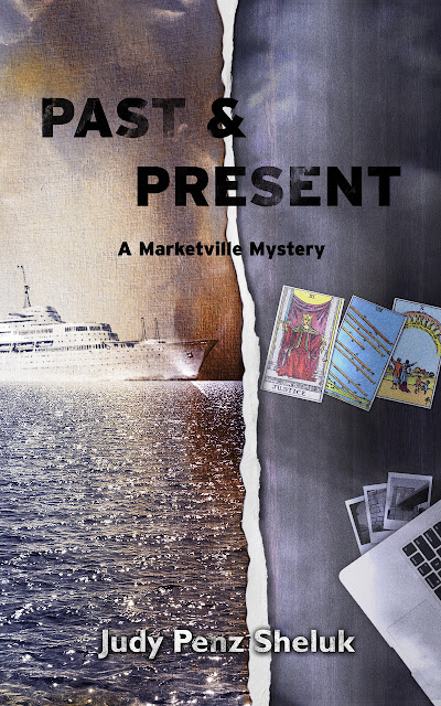 Past & Present (A Marketville Mystery Book 2) by Judy Penz Sheluk