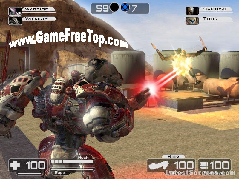 Battle Rage The Robot Wars - Full Version Game Download ...