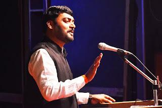 Nitin bangude patil marathi speech