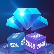2048 cube winner mod apk unlimited diamonds and money