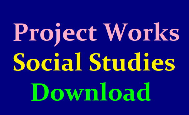 Social Studies Project works Download 10th Social Studies FA1 Project Works/2019/07/social-studies-project-works-6th-7th-8th-9th-10th-download.html