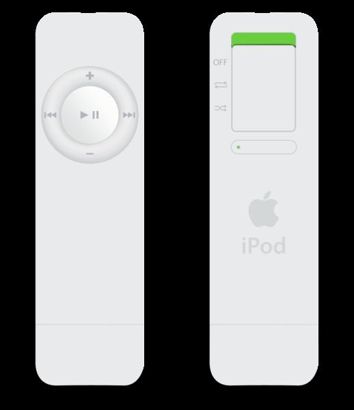 1st Generation iPod Shuffle
