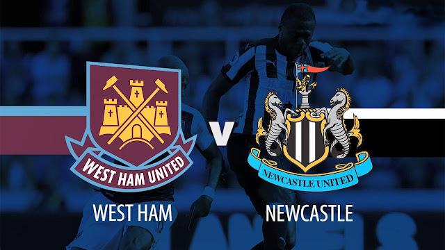 Prediksi Pertandingan Liga Inggris West Ham vs Newcastle