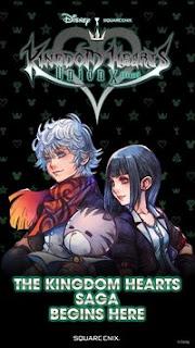 Kingdom Hearts Union X[Cross] v2.0.0 Apk1
