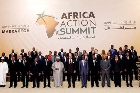 """تحت قيادة جلالة الملك محمد السادس نصره الله  المغرب يمثل """"أملا كبيرا"""" لإنجاح التنمية في إفريقيا"""