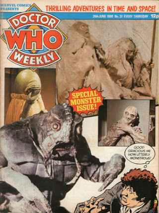 Doctor Who Weekly #37