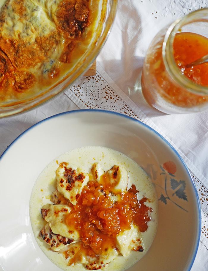 Finnische Küche Leipäjuusto