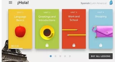 Aplikasi Belajar Bahasa Inggris Terbaik untuk Android-5