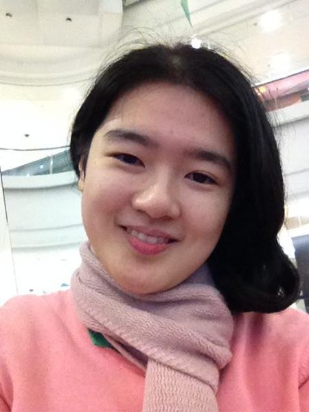 Audrey Yu - WEBaudreyyujiahui
