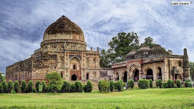 Lodhi Garden, Best Places to Visit in Delhi