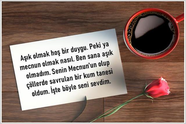 sevgiliye aşk mesajları