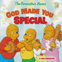 Review - The Berenstain Bears: God Made You Special