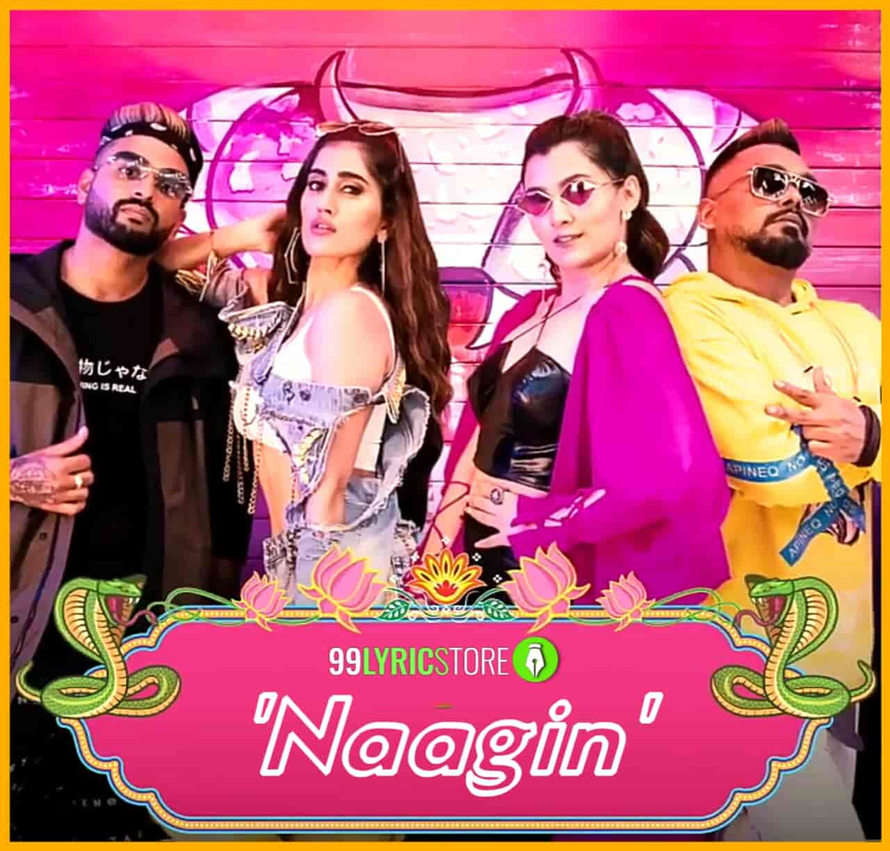 Naagin Song Aastha Gill Images
