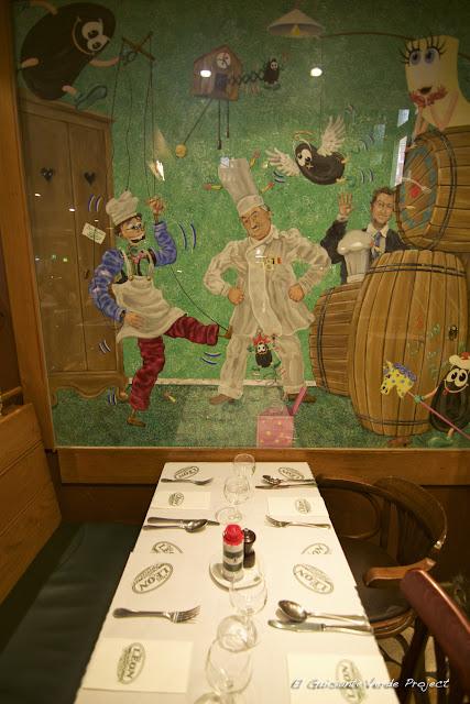 Chez Leon - Bruselas por El Guisante Verde Project
