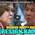 NAGSALITA NA NAMAN! Leila De Lima magiging Happy daw sa Taong ito pag Nagresign si Duterte