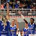 GRANDE JOGO! Empurrado pela sua torcida, Camponesa Minas derrota o Vôlei Nestlé no quinto set e assume a terceira colocação da Superliga.