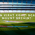 Can Virat Kohli scale Mount Sachin?