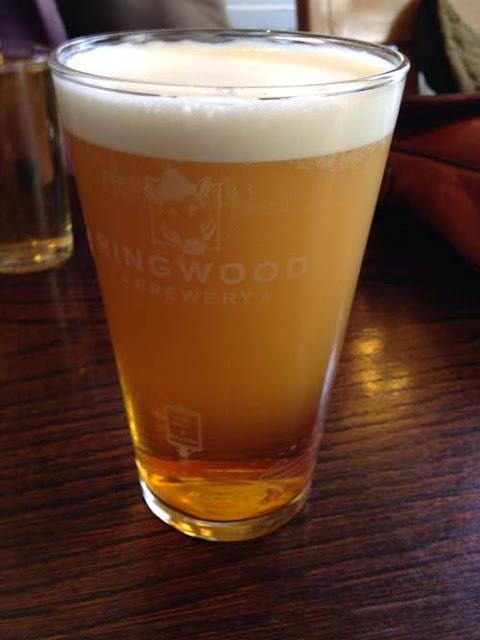 英国のエールビール