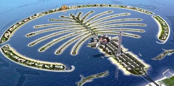 جزيرة النخلة في دبي معلومات كثيرة عن الجزيرة الرائعة في مدينة دبي الاماراتية