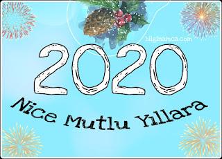 2020 yeni yıl