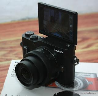 Jual Kamera Mirrorles Panasonic LumixC - GF10K - Wifi - Touchcreen  - Banyuangi