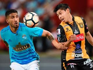 The Strongest vs Sporting Cristal en Copa Libertadores 2017