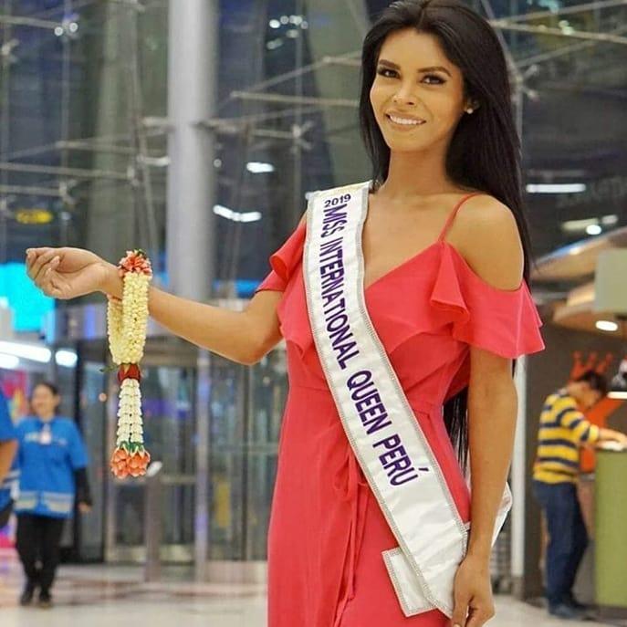 Miss International Queen Peru 2019