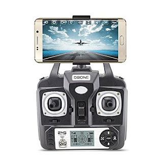 Spesifikasi Drone Magic Speed X53 - OmahDrones