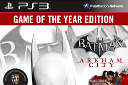 Batman Arkham City Game Of The Year Edition [8.71 GB] PS3 CFW