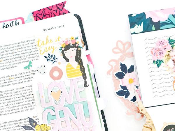 Maggie Holmes Design Team : Bible Journaling