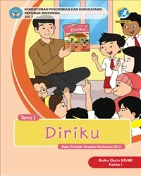 Buku tema 1 Siswa Kelas 1 k13 2017