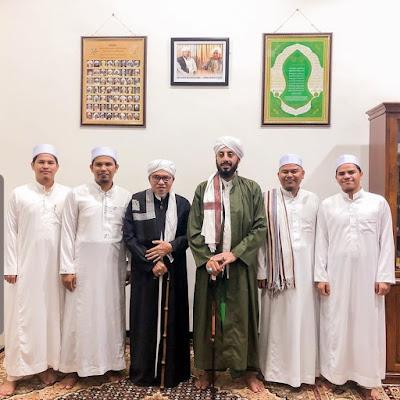 Habib Aydrus Abdullah Alaydrus Safari Dakwah Ke Dayah MUDI Mesra